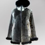 Ladies Seal Skin Coat
