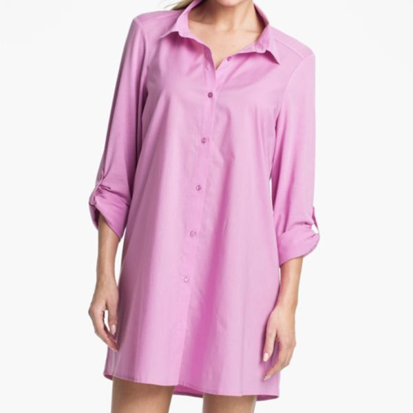 Boyfriend Shirt super soft Egyptian Cotton