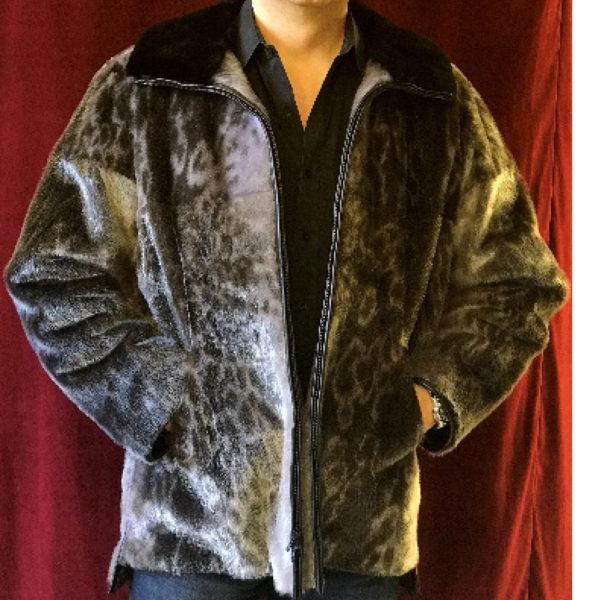 Ring-Seal Jacket