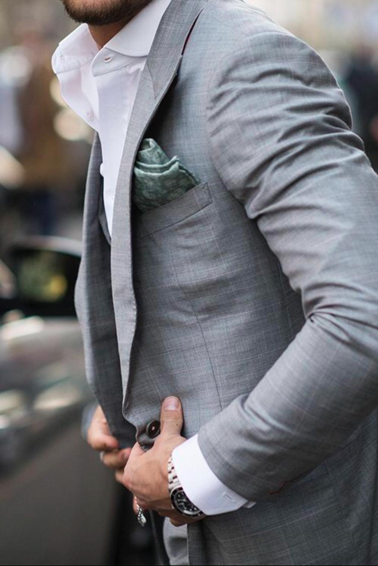 Custom Handmade Suit